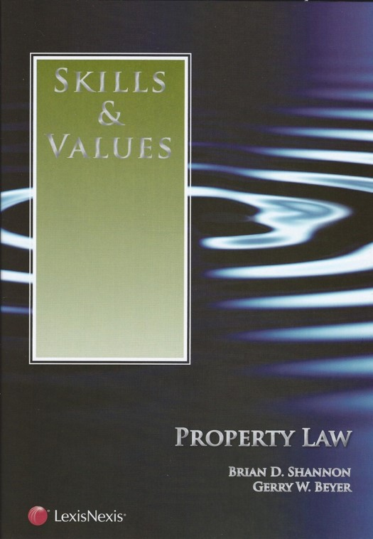 Property Skills and Values Cover